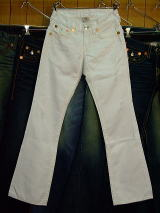 トゥルーレリジョンビリー セール【創業祭】TRUE RELIGION RAINBOW BILLY BIG T STYLE 28858SM COLOR 1H WHT ZUMA W