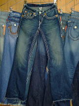 トゥルーレリジョンスーパーTデニム セール【創業祭】TRUE RELIGION JOEY SUPER T STYLE:24803NBT2 COLOR:81-DARK DUSTY TRAIL