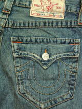 トゥルーレリジョン803 TRUERELIGION803 JOEY MEDIUM VINTAGE 411掲載