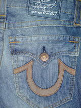 TRUE RELIGION JOEY 411掲載