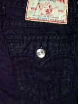 TRUE RELIGION JOEY SUPER T RINSE 411掲載
