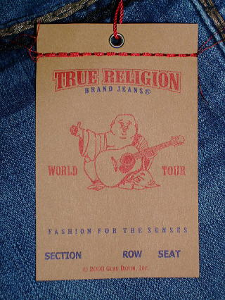 TRUE RELIGION RICKY SUPER QT