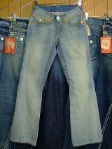 トゥルーレリジョン ジーンズ スーパーT TRUE RELIGION JOEY SUPER T STYLE:M242010I3 COLOR:5H-PIPELINE LT MADE IN USA 100%COTTON
